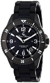 men s wrist watches lucien piccard mens lp93608bb11 moccasino men s wrist watches lucien piccard mens lp93608bb11 moccasino analog display swiss quartz black watch click image for more details