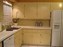 Painting Over Kitchen Cabinets How To Refinish Old Kitchen Cabinets Best Kitchen Ideas 2017