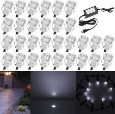 Dekor Outdoor Led Stair Light Kit