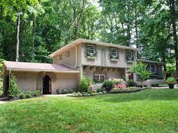 Craftsman Style Split Level Homes House Design Plans - Split level exterior remodel