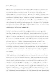 drink driving essay drink driving essays a child called it by dave pelzer
