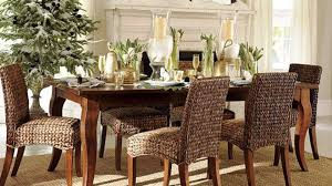 Outstanding Rattan Kitchen Chairs Including Impressive Collection