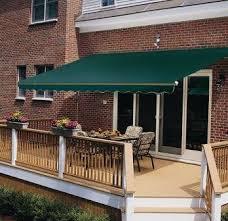 14ft sunsetter evergreen motorized awning motorized awnings for decks r2
