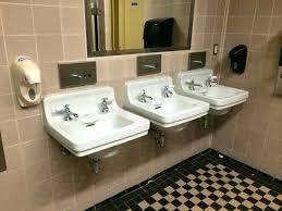 public bathroom sink. Exciting Public Bathroom Sinks Toilet Sink Restroom Design Example U  Geeky Girl Engineer . R