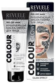 Revuele <b>Маска</b>-<b>пленка для</b> лица регенерирующая Color Glow ...