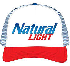Natty Light Visor Natural Light Screened And Mesh Cap