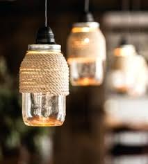 mason jar dining room light mason jar lighting ideas how to make a light from a