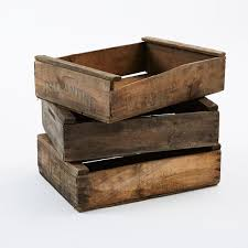 found fruit crates