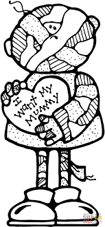 Small Picture I Want My Mummy coloring page Free Printable Coloring Pages