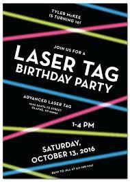 Free Laser Tag Invitation Template Free Printable Laser Tag Invitation Template Amazing Best Templates