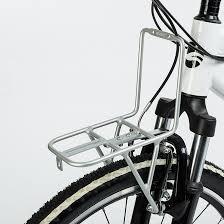 Buy <b>Easydo</b> aluminum mountain bike <b>bicycle rack</b> shelf front cargo ...