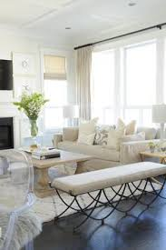 get the look fresh white home with pops of pink beige sofa living roombeige