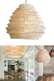large classic sculptural cloud like decorative lamp pendant light