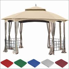 10x10 gazebo canopy instructions best of big lots gazebo replacement canopy covers and netting sets garden