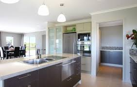 modern kitchen and scullery designs fresh platinum series showcase homes new zealand house plans