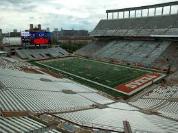 Texas Dkr Memorial Stadium Seating Chart Texas Football Looking To Return To Prominence On And Off