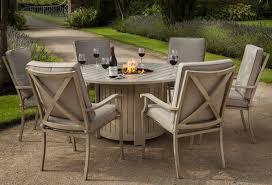 fire pit dining table set fire pit table set asuntospublicos
