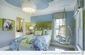 blue and green bedroom. Blue And Green Bedrooms Attractive Interior Utiledesignblog Com With Regard To 14 Bedroom D