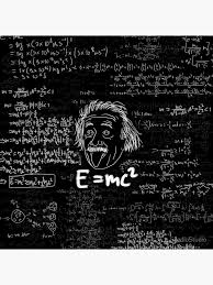 Bolsa de tela « ecuación en la teoría de la relatividad especial del físico  alemán Albert Einstein que mostró que el aumento de la masa relativista (m)  de un cuerpo proviene de