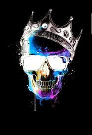 Skull wallpaper ...
