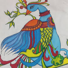 Fabric Painting Designs Of Birds Shop For A Best Crochet Embroidery Knitting Quilting And