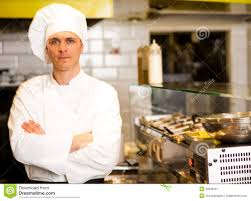 Chef Kitchen Confident Chef Kitchen Stock Photos Images Pictures 2217 Images