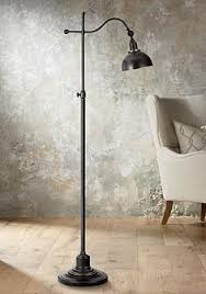 floor reading lamps. Portico Oil Rubbed Bronze Adjustable Pharmacy Floor Lamp Reading Lamps -