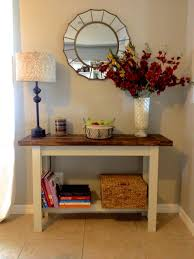 Pottery Barn Hyde Coffee Table Building The Hyde Pottery Barn Console Table Overthrow Martha
