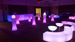 Lighted Cocktail Tables For Rent Glowmi Led Furniture Decor Sales Event Party Rentals