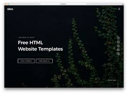 70 Free HTML Website Templates 2019 - Colorlib