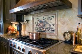 Murals For Kitchen Backsplash Murals Accents Smalls Tile Flooring