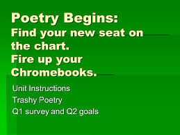 Opac Seating Chart Poetry Begins Find Your New Seat On The Chart Fire Up Your