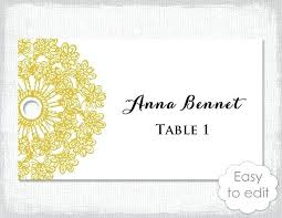 Wedding Name Tag Template Christmas Place Cards Word Download