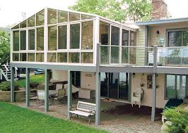 glass patio enclosures. Patio Enclosures® Solariums Provide Floor-to-ceiling Views Of The Outdoors With Glass Walls And Roofs. Enclosures O