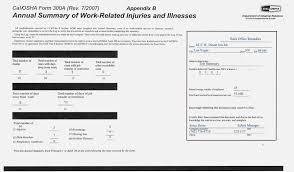 How To Complete Osha Injury Osha Form 301 Incident Report