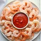 basic boiled shrimp