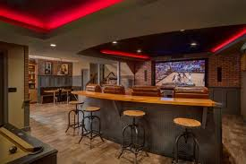 man cave lighting ideas. man cave lighting bat contemporary with bar fridge ideas