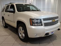 2013 Used Chevrolet Tahoe 4WD 4dr 1500 LTZ at Fairway Ford Serving ...