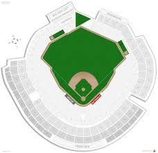 Washington National Seating Chart Views Washington Nationals Seating Guide Nationals Park