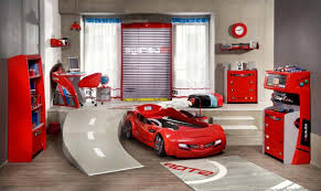 Race Car Room Decor Simple Racing Theme Bedroom Design Trend For Kids Surripuinet