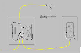 how do i wire a light switch and a receptacle in the same box attached images