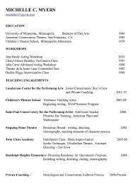 Blue Collar Resume Best Resume Gallery