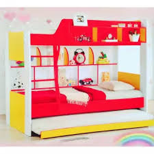 cartoon bunk bed. Q 10 Kids And Children Unisex Cartoon Single Double Decker Bunk Bed With Pull Out
