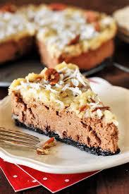 german chocolate cheesecake.  German German Chocolate Cheesecake Image  Love Chocolate Cake Give  A Try Intended E