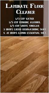 laminate wood floor cleaner recipe genius alternative uses for rubbing alcohol never heard of floor cleaners