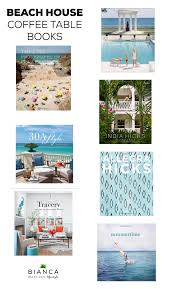 Coffee Table Books For Your Beach House