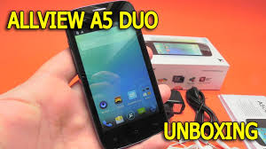 Allview A5 Duo unboxing - Mobilissimo ...