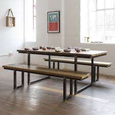 Metal And Wood Kitchen Table Reclaimed Wood Dining Table Such Such Such Such