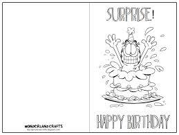 Print A Birthday Card Rome Fontanacountryinn Com