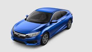 2018 honda 2 door. simple 2018 aegean blue metallic with 2018 honda 2 door